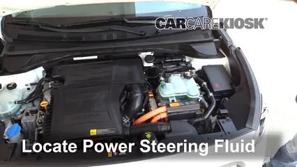 2012 Hyundai i10 Era 1.1L 4 Cyl. Power Steering Fluid