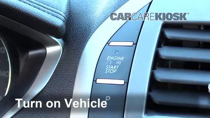 2017 Lincoln MKZ Premiere 2.0L 4 Cyl. Turbo Bluetooth