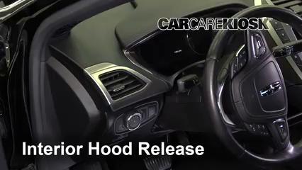2017 Lincoln MKZ Premiere 2.0L 4 Cyl. Turbo Belts