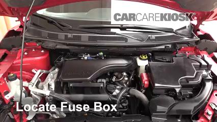 2017 Nissan Rogue Sport SL 2.0L 4 Cyl. Fusible (motor)