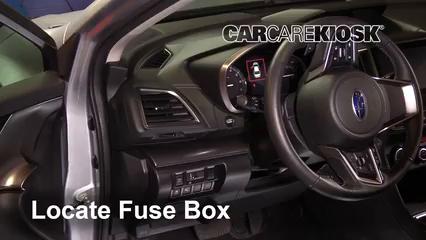 2017 Subaru Impreza Limited 2.0L 4 Cyl. Hatchback Fusible (interior)
