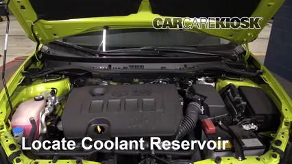 2017 Toyota Corolla iM 1.8L 4 Cyl. Hoses Fix Leaks