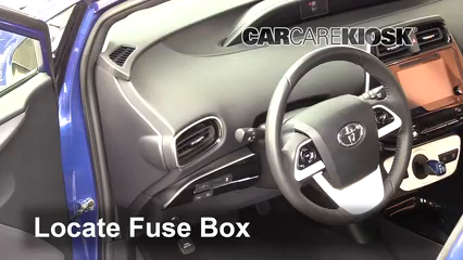 2017 Toyota Prius Four 1.8L 4 Cyl. Fuse (Interior)