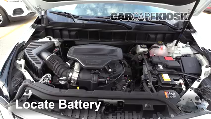 2018 Cadillac XT5 Premium Luxury 3.6L V6 Battery