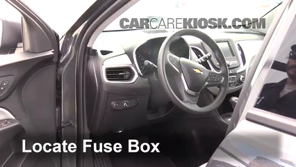 2018 Chevrolet Equinox LS 1.5L 4 Cyl. Turbo Fuse (Interior) Check