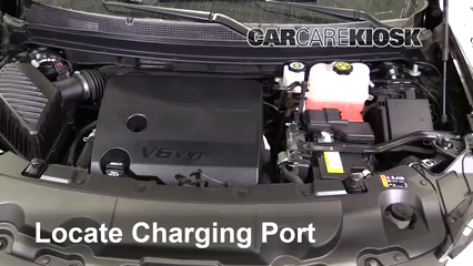 2018 Chevrolet Traverse High Country 3.6L V6 Air Conditioner Recharge Freon