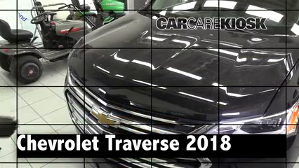 2018 Chevrolet Traverse High Country 3.6L V6 Review