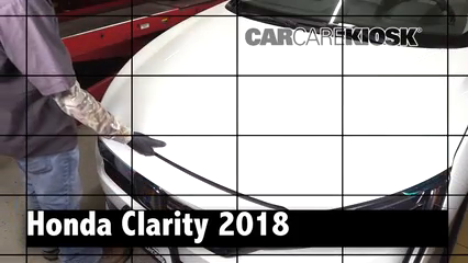 2018 Honda Clarity Plug-In Hybrid Touring 1.5L 4 Cyl. Review