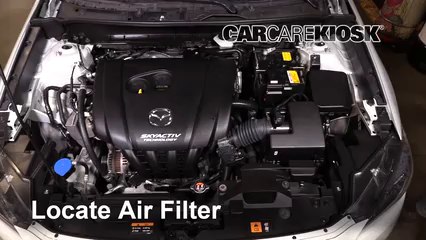 2018 Mazda CX-3 Grand Touring 2.0L 4 Cyl. Air Filter (Engine)
