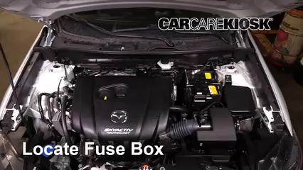 2018 Mazda CX-3 Grand Touring 2.0L 4 Cyl. Fusible (motor)