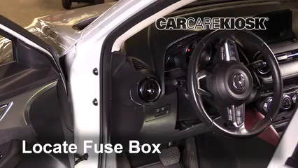2018 Mazda CX-3 Grand Touring 2.0L 4 Cyl. Fuse (Interior)