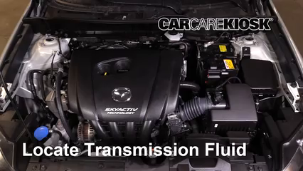 2018 Mazda CX-3 Grand Touring 2.0L 4 Cyl. Transmission Fluid