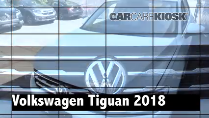 2018 Volkswagen Tiguan SE 2.0L 4 Cyl. Turbo Review