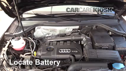 2018 Audi Q3 Quattro Premium 2.0L 4 Cyl. Turbo Batterie Changement
