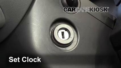 2018 Audi Q3 Quattro Premium 2.0L 4 Cyl. Turbo Horloge Régler l'horloge