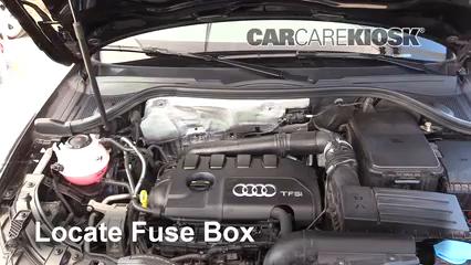 2018 Audi Q3 Quattro Premium 2.0L 4 Cyl. Turbo Fusible (moteur) Remplacement