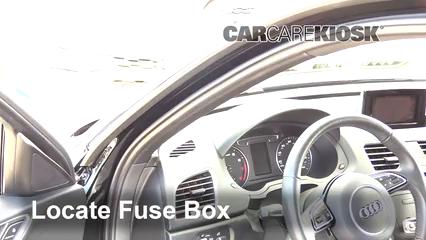 2018 Audi Q3 Quattro Premium 2.0L 4 Cyl. Turbo Fusible (intérieur) Remplacement