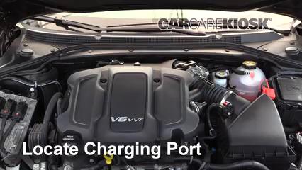 2018 Buick LaCrosse Premium 3.6L V6 Climatisation