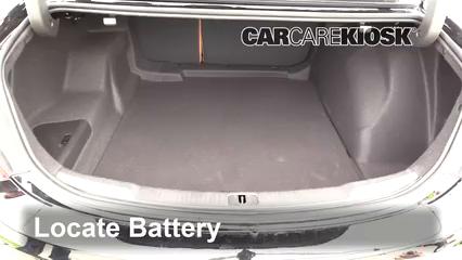 2018 Buick LaCrosse Premium 3.6L V6 Batterie