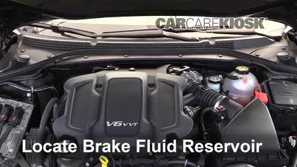 2018 Buick LaCrosse Premium 3.6L V6 Liquide de frein
