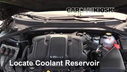 2018 Buick LaCrosse Premium 3.6L V6 Antigel (Liquide de Refroidissement)