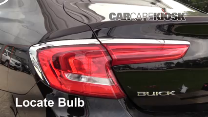2018 Buick LaCrosse Premium 3.6L V6 Éclairage