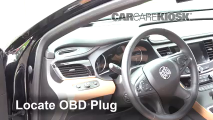 2018 Buick LaCrosse Premium 3.6L V6 Lumière « Check engine » du moteur