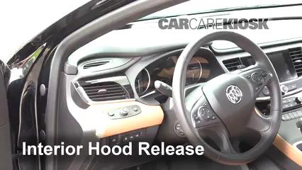 2018 Buick LaCrosse Premium 3.6L V6 Capot