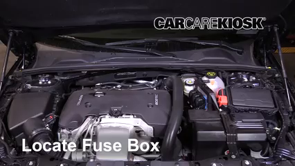 2018 Buick Regal Sportback Preferred II 2.0L 4 Cyl. Turbo Fusible (moteur)