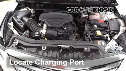 2018 Cadillac XT5 Premium Luxury 3.6L V6 Climatisation