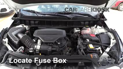 2018 Cadillac XT5 Premium Luxury 3.6L V6 Fusible (moteur)