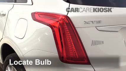 2018 Cadillac XT5 Premium Luxury 3.6L V6 Éclairage