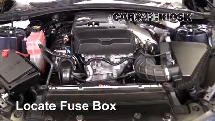 2018 Chevrolet Camaro LT 2.0L 4 Cyl. Turbo Fusible (motor)