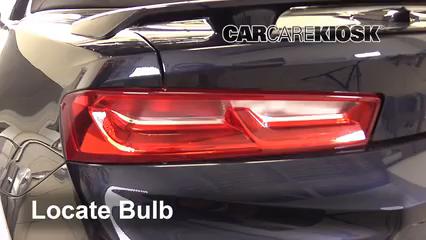 2018 Chevrolet Camaro LT 2.0L 4 Cyl. Turbo Luces