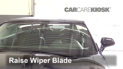 2018 Chevrolet Camaro LT 2.0L 4 Cyl. Turbo Windshield Wiper Blade (Front)