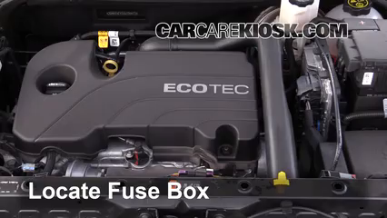 2018 Chevrolet Equinox LS 1.5L 4 Cyl. Turbo Fuse (Engine)