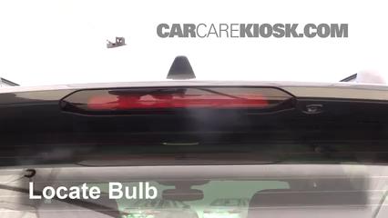 2018 Chevrolet Equinox LS 1.5L 4 Cyl. Turbo Lights Center Brake Light (replace bulb)