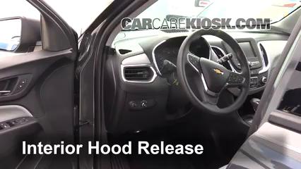 2018 Chevrolet Equinox LS 1.5L 4 Cyl. Turbo Belts