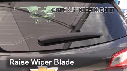2018 Chevrolet Equinox LS 1.5L 4 Cyl. Turbo Windshield Wiper Blade (Rear)
