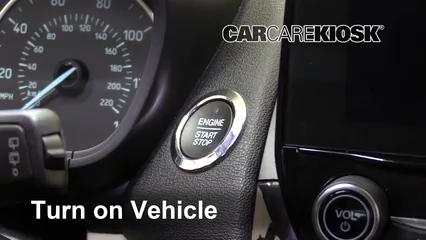 2018 Ford EcoSport Titanium 2.0L 4 Cyl. Bluetooth