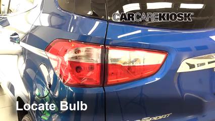 2018 Ford EcoSport Titanium 2.0L 4 Cyl. Éclairage