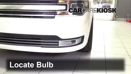 2018 Ford Flex Limited 3.5L V6 Turbo Sport Utility (4 Door) Luces Luz de niebla (reemplazar foco)