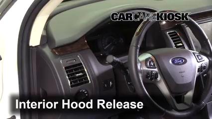 2018 Ford Flex Limited 3.5L V6 Turbo Sport Utility (4 Door) Capó
