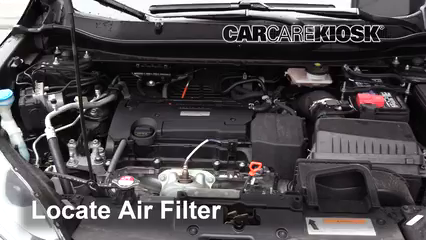 2018 Honda CR-V LX 2.4L 4 Cyl. Air Filter (Engine)