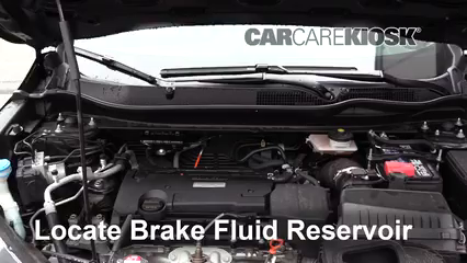 2018 Honda CR-V LX 2.4L 4 Cyl. Brake Fluid