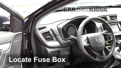 2018 Honda CR-V LX 2.4L 4 Cyl. Fusible (interior)