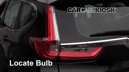 2018 Honda CR-V LX 2.4L 4 Cyl. Éclairage Feux de marche arrière (remplacer une ampoule)
