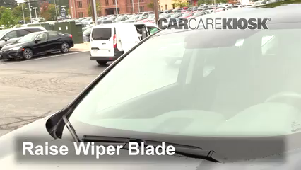 2018 Honda CR-V LX 2.4L 4 Cyl. Windshield Wiper Blade (Front)