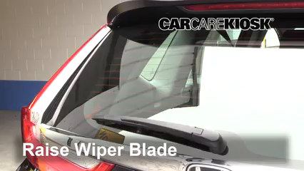 2018 Honda CR-V LX 2.4L 4 Cyl. Windshield Wiper Blade (Rear)