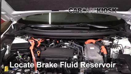 2018 Honda Clarity Plug-In Hybrid Touring 1.5L 4 Cyl. Liquide de frein